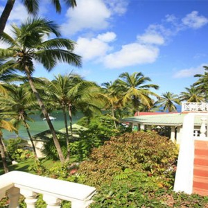 Marigot Beach Club - Luxury St Lucia honeymoon packages - exterior2