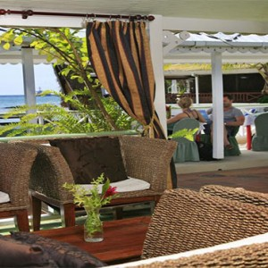 Marigot Beach Club - Luxury St Lucia honeymoon packages - ocean view