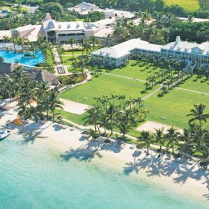 Mauritius Honeymoon Packages Sugar Beach Mauritius Aerial View
