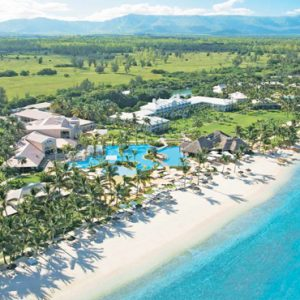 Mauritius Honeymoon Packages Sugar Beach Mauritius Aerial View1