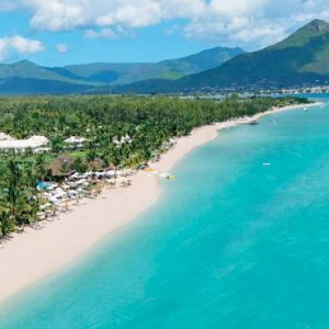Mauritius Honeymoon Packages Sugar Beach Mauritius Aerial View2