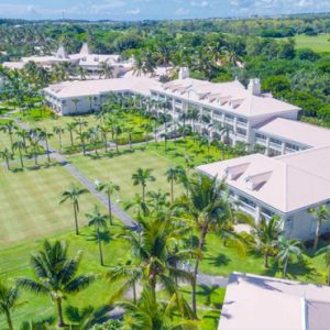 Mauritius Honeymoon Packages Sugar Beach Mauritius Aerial View3