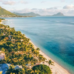 Mauritius Honeymoon Packages Sugar Beach Mauritius Aerial View4