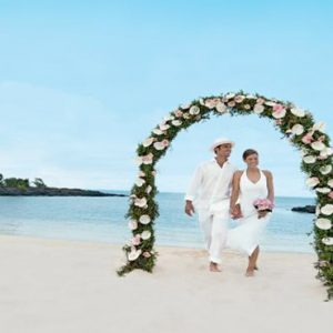 Mauritius Honeymoon Packages Sugar Beach Mauritius Beach Wedding