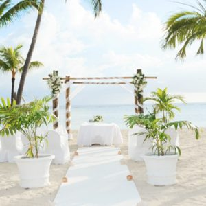Mauritius Honeymoon Packages Sugar Beach Mauritius Beach Wedding1