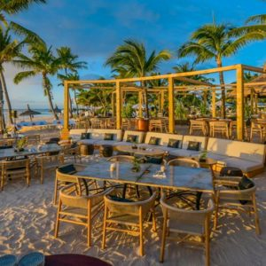 Mauritius Honeymoon Packages Sugar Beach Mauritius Buddha Bar Beach3