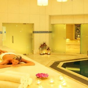 Mauritius Honeymoon Packages Sugar Beach Mauritius Couple In Spa Cinq Mondes