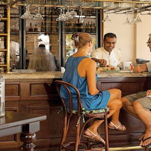 Mauritius Honeymoon Packages Sugar Beach Mauritius La Brasserie Bar
