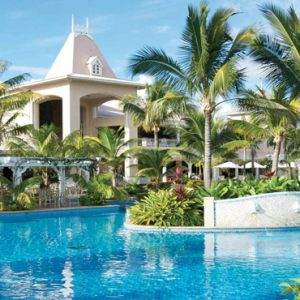 Mauritius Honeymoon Packages Sugar Beach Mauritius Main Pool