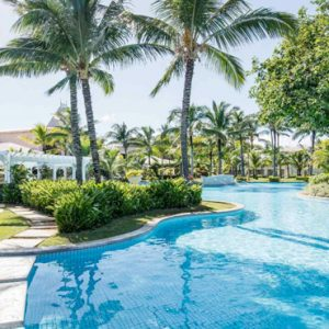 Mauritius Honeymoon Packages Sugar Beach Mauritius Main Pool3