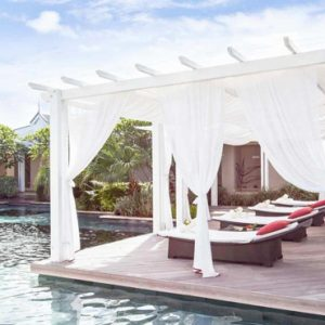 Mauritius Honeymoon Packages Sugar Beach Mauritius Spa Relaxation Area And Pool