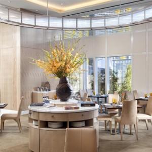 Mozen Bistro - Mandarin Oriental Las Vegas - Luxury Las Vegas Honeymoon Packages