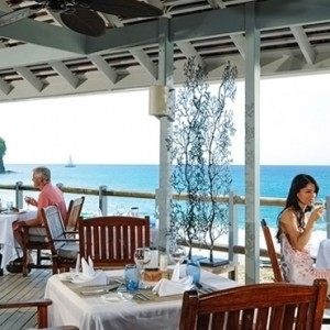 Neptunes - sandals regency la toc - luxury st lucia honeymoons