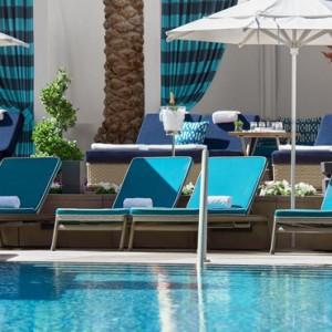 Pool 2 - Mandarin Oriental Las Vegas - Luxury Las Vegas Honeymoon Packages