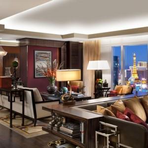 Rooms 2 - Mandarin Oriental Las Vegas - Luxury Las Vegas Honeymoon Packages