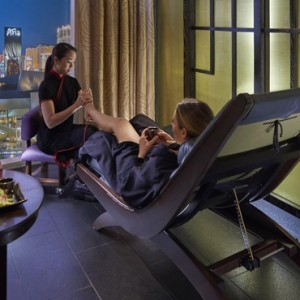 Spa 3 - Mandarin Oriental Las Vegas - Luxury Las Vegas Honeymoon Packages