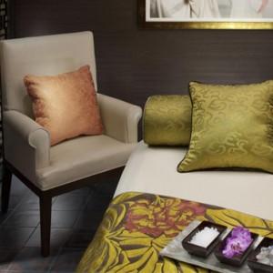 Spa - Mandarin Oriental Las Vegas - Luxury Las Vegas Honeymoon Packages