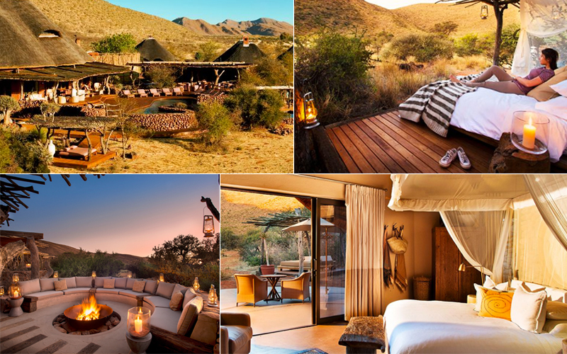 Tswalu Kalahari - top luxury safari lodges in africa - luxury safari honeymoons