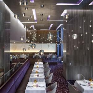 Twist by Pierre Gagnaire - Mandarin Oriental Las Vegas - Luxury Las Vegas Honeymoon Packages