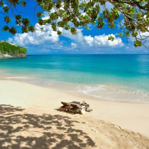 beach 4 - sandals regency la toc - luxury st lucia honeymoons