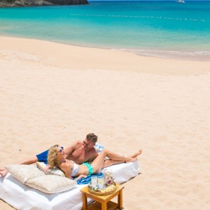 beach 5 - sandals regency la toc - luxury st lucia honeymoons