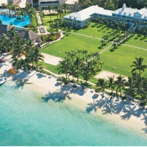 beach-sugar beach resort-luxury mauritus holidays
