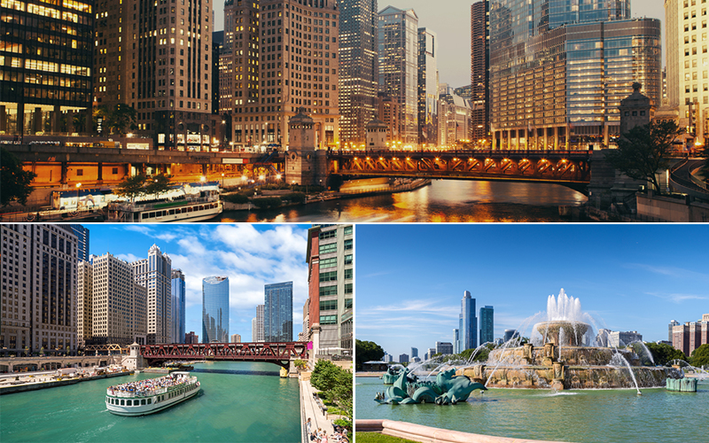 chicago honeymoon - Top honeymoon destinations in America