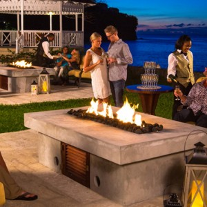 entertainment - sandals regency la toc - luxury st lucia honeymoons