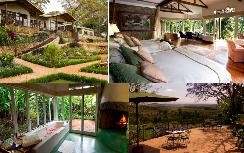 gibbs farm - top luxury safari lodges in africa - luxury safari honeymoons