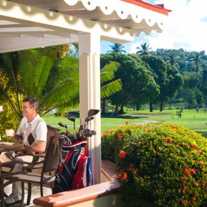 golf 3 - sandals regency la toc - luxury st lucia honeymoons
