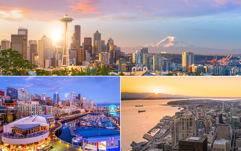 seattle honeymoon - Top honeymoon destinations in America