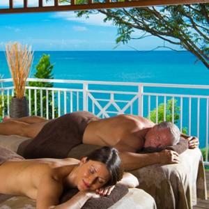 spa - sandals regency la toc - luxury st lucia honeymoons
