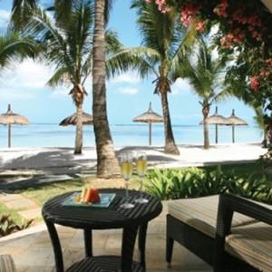 superior room terrace-sugar beach resort-luxury mauritus honeymoon packages