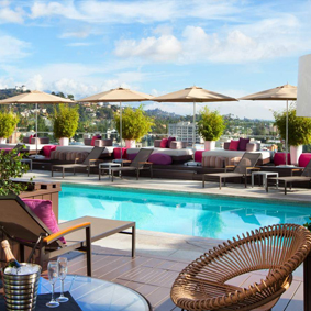 W Hollywood   California And Las Vegas Honeymoon   Luxury Mutli Centre  Honeymoon Packages