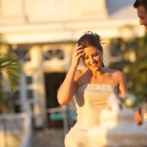 wedding ceremonyx4-sugar beach resort-luxury mauritus honeymoon packages