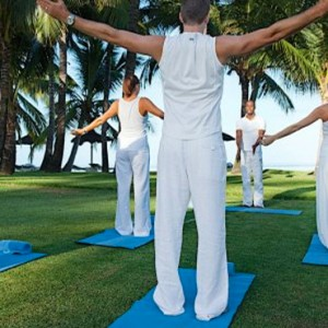 yoga-sugar beach resort-luxury mauritus honeymoon packages