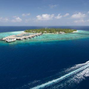 Aerial View2 Outrigger Konotta Maldives Resort Maldives Honeymoons