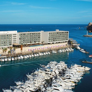 Area - Breathless Cabos San Lucas - Luxury Mexico Honeymoon Packages