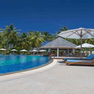Bandos Maldives - Luxury Maldives honeymoon packages - Pool