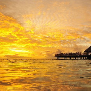 Bandos Maldives - Luxury Maldives honeymoon packages - Sunset