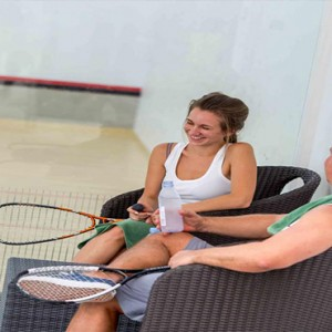 Bandos Maldives - Luxury Maldives honeymoon packages - tennis