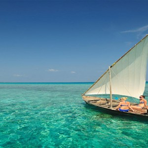 Bandos Maldives - Luxury Maldives honeymoon packages - yacht