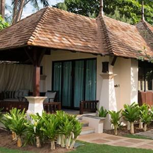 Beach Suite 4 - Layana Resort Koh Lanta - luxury thailand honeymoon packages