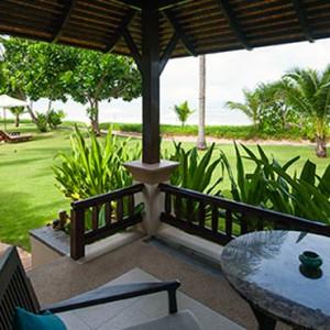 Beach Suite - Layana Resort Koh Lanta - luxury thailand honeymoon packages