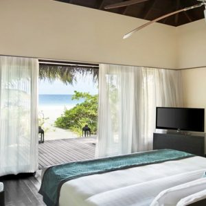 Beach Villa With Private Pool Outrigger Konotta Maldives Resort Maldives Honeymoons