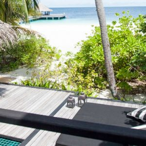 Beach Villa With Private Pool6 Outrigger Konotta Maldives Resort Maldives Honeymoons