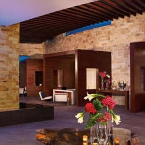 Breathless Riviera Cancun resort and spa - Luxury Mexico Honeymoon packages - lobby