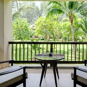 Garden Pavilion 2 - Layana Resort Koh Lanta - luxury thailand honeymoon packages