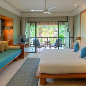 Garden Pavilion 3 - Layana Resort Koh Lanta - luxury thailand honeymoon packages