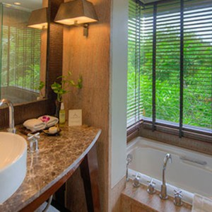 Garden Pavilion 4 - Layana Resort Koh Lanta - luxury thailand honeymoon packages